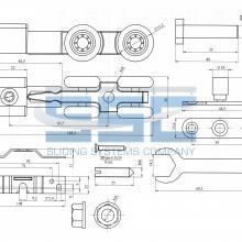 Ролики закрытого типа SSC-R3 изображение 2