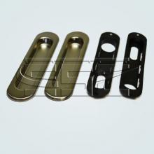 Ручки овальные сатин SSC-030-SN изображение 1