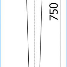 Фурнитура с ножками для стола марки SSC-507  изображение 2