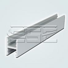 Средняя рамка двери шкафа купе