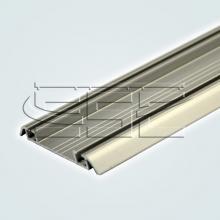 Нижний двухполозный профиль для шкафа купе ssc-606 изображение 5