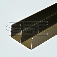 Верхний профиль для шкафа купе SSC-607 изображение 4