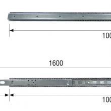 Механизм для раздвижного стола типа фронтслайд SSC-FB7-B-1000 изображение 2