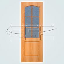 Классик остеклённое полотно изображение 3