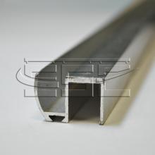 Нижняя направляющая с пазом под пыльник SSC-012